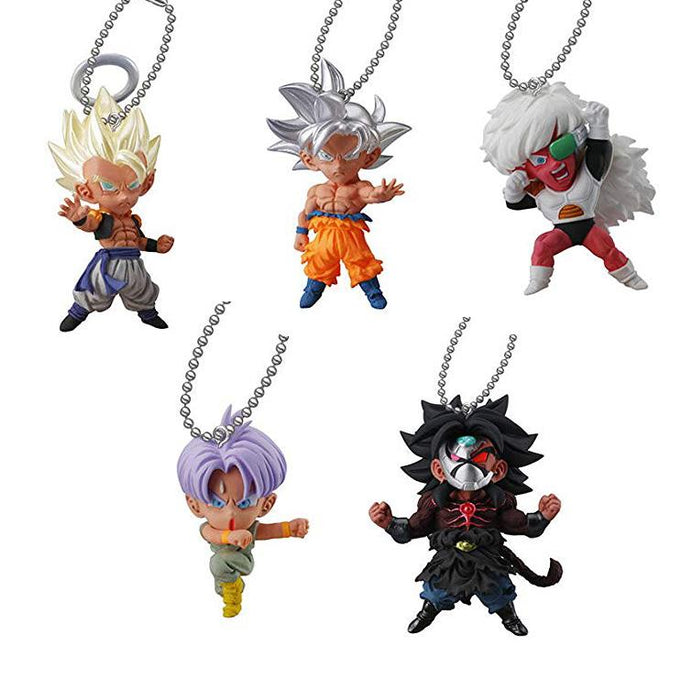 Dragon Ball Super UDM Burst  33 Capsule Mascot Swing Key Chain