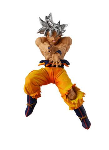 Dragon Ball Super vs Dragon Ball 06 UI Goku Ultra Instinct - Character Capsule Mini Figure