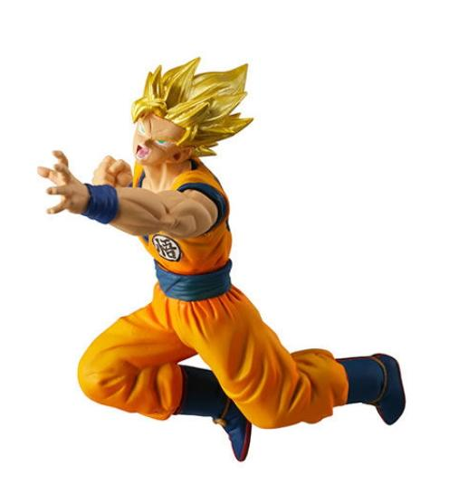 Dragon Ball - Super Saiyan 2 Son Goku - BANDAI Character Capsule Figure Vol.7