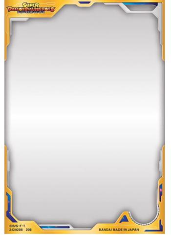 Super Dragon Ball Heroes - Universe Mission - Character Mini Sleeves