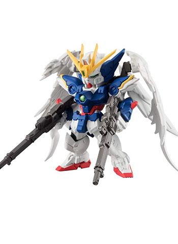 Mobile Suit Gundam FW Converge #11 Wing Zero Candy Mini Figure JP Ver.