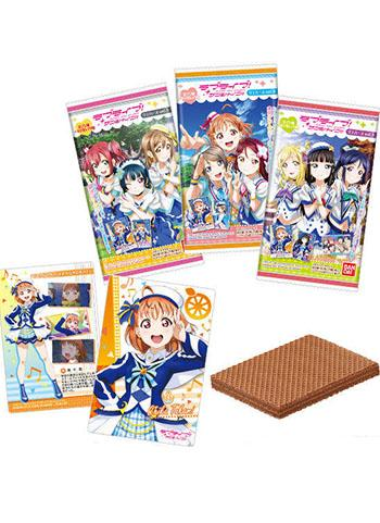 Love Live! Sunshine!! Full Cast Character Collectible Card with Candy Wafer Vol.3 *Display Case 20 PCS*