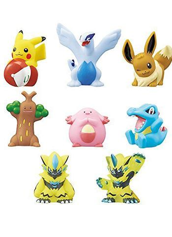 Pokemon Kids My Story Edition - Character Candy Toy **Set of 8**