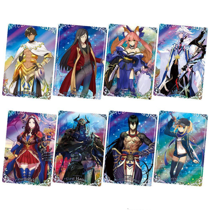 Fate Grand Order Character Wafer Card Special Edition *Display Case 20 PCS* FGO