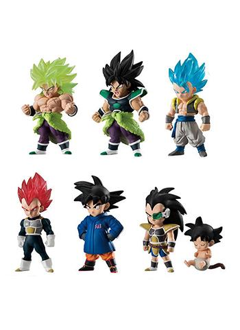 Dragon Ball Adverge 9 Movie Special - Character Candy Mini Figure