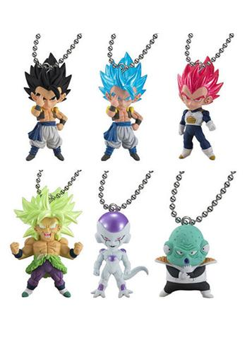 Dragon Ball Super UDM Burst 35 Capsule Mascot Swing Key Chain