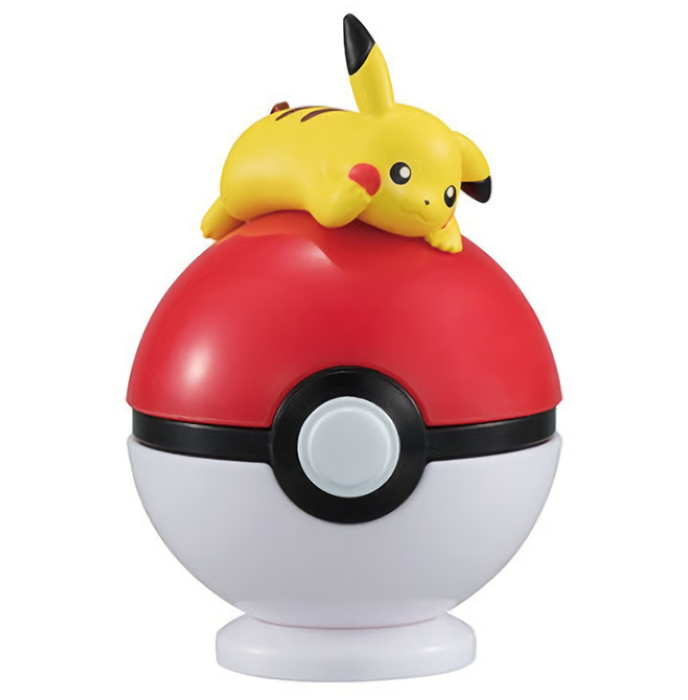Pokemon Poke Ball Character Capsule Toy Mini Figure