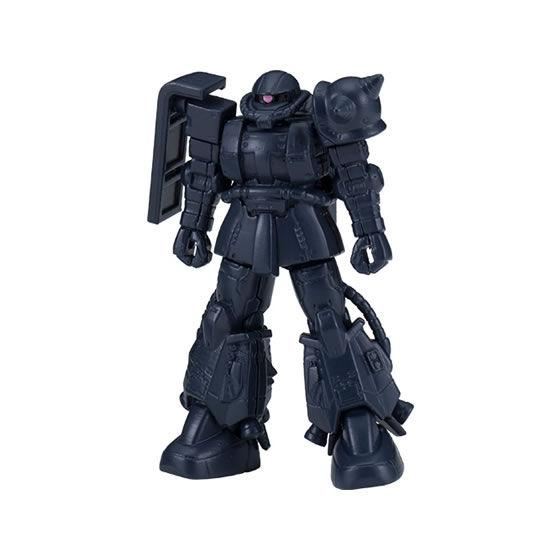 Mobile Suit Gundam Gashapura Character Capsule Toy Mini Figure Vol.1