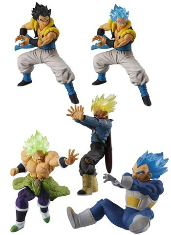 Dragon Ball Super VS Character Capsule Toy Mini Figure Vol.09