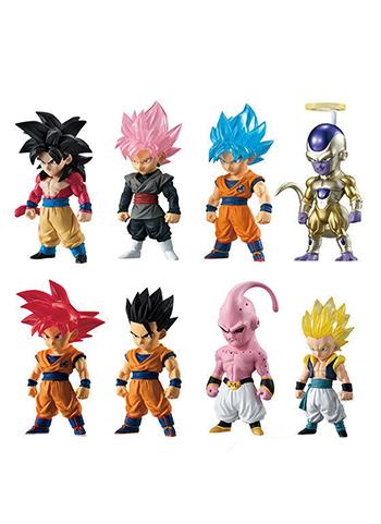 Dragon Ball Adverge SP2 Character Candy Toy Mini Figure
