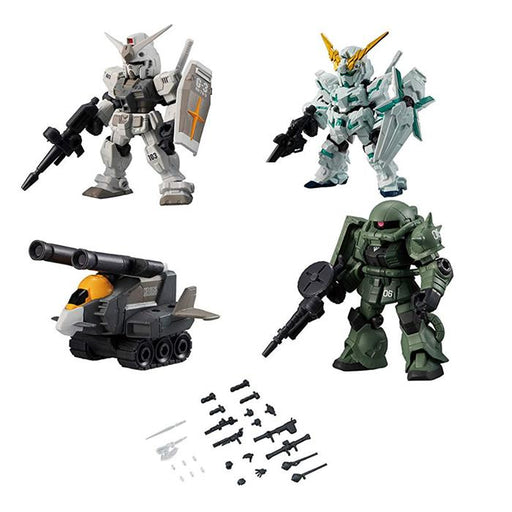 Mobile Suit Gundam Ensemble 1.5 Character Capsule Toy Mini Figure
