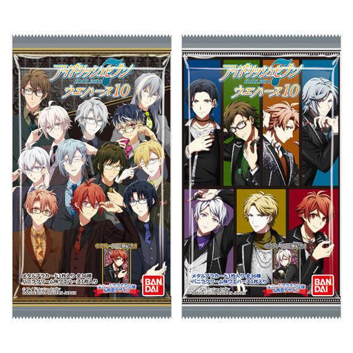 Idolish7 Character Collectible Card with Candy Wafer *Display Case 20 PCS* Vol.10