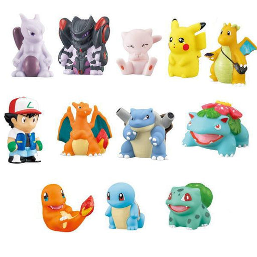 Pokemon Kids Mewtwo Strikes Back: Evolution - Character Gacha Capsule Toy