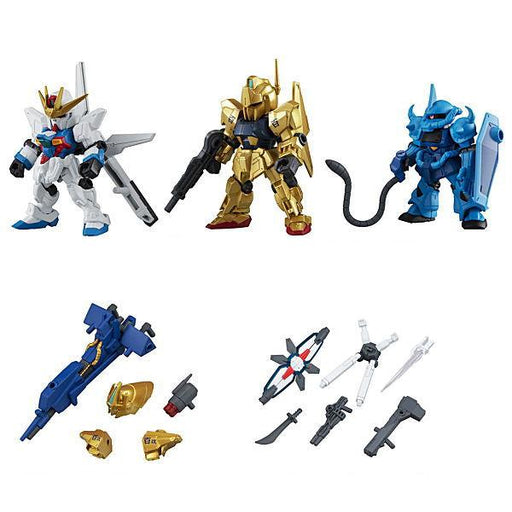 Mobile Suit Gundam Ensemble 11 Character Capsule Figure Toy