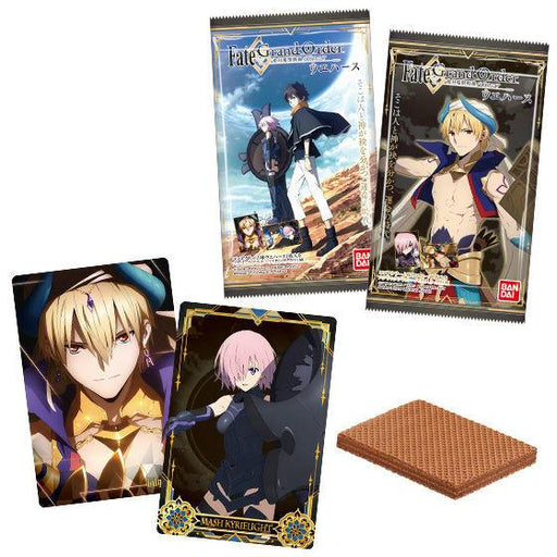 Fate Grand Order Absolute Demonic Front: Babylonia - Character Wafer Card FGO