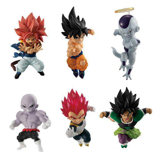 Dragon Ball Adverge Motion - Candy Toy Mini Figure Vol.3