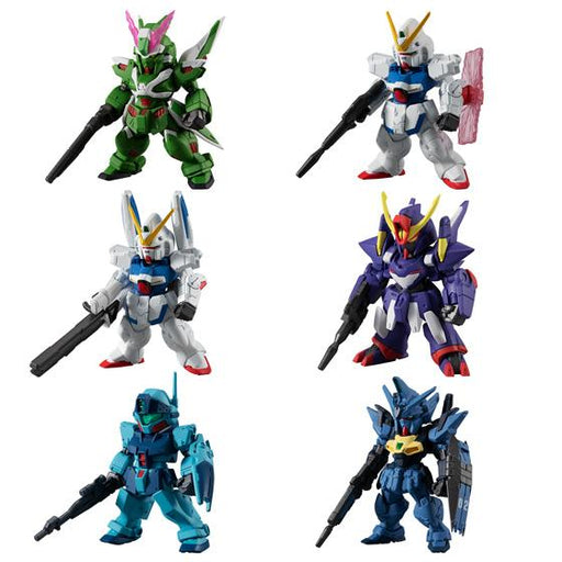Mobile Suit Gundam - Converge #19 - Mini Candy Toy Figure