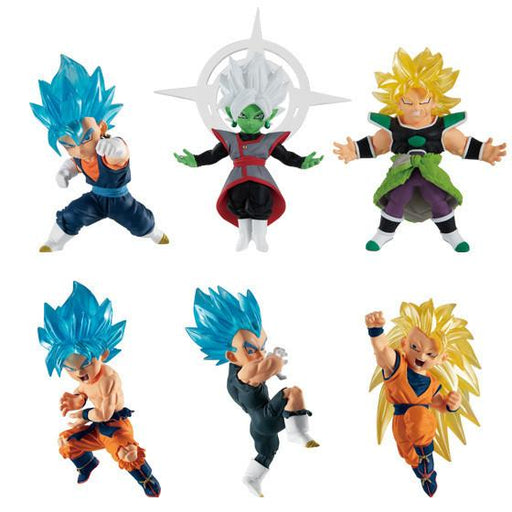 Dragon Ball Adverge Motion 4 - Character Candy Toy Figure