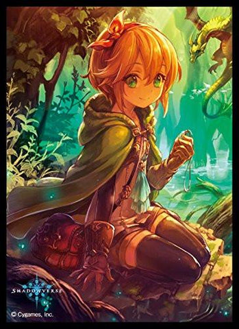 Shadowverse Elf Girl Liza - Character Mat Sleeves MT340