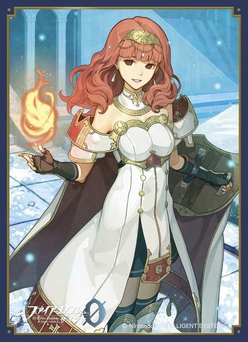 Fire Emblem 0 (Cipher) - Celica Mat Sleeves No.FE50