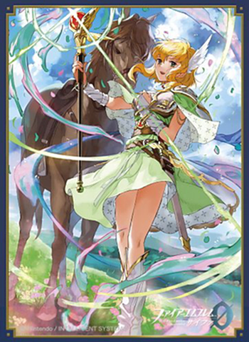 Fire Emblem 0 (Cipher) - Nanna - Mat Sleeves No.FE53