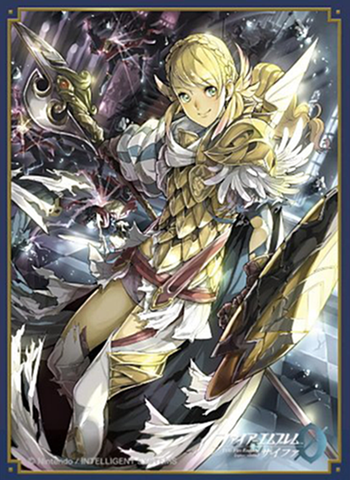 Fire Emblem 0 (Cipher) - Sharena - Mat Sleeves No.FE55