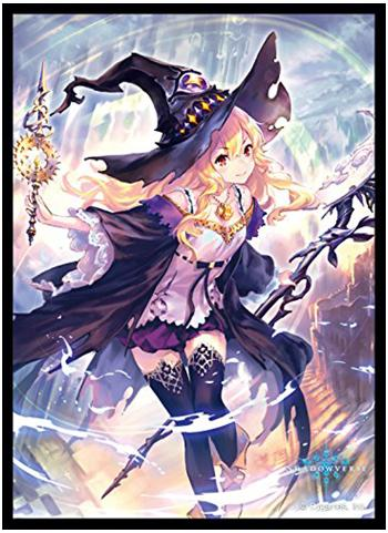 Shadowverse  - Daria Dimensional Witch - Character Mat Sleeves No.MT435