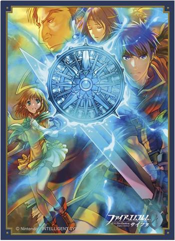 Fire Emblem 0 (Cipher) - Ike - Character Mat Sleeves No.FE63