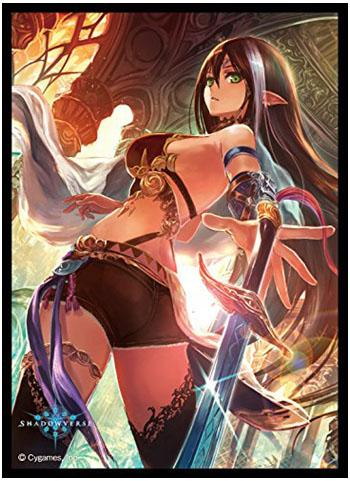 Shadowverse - Underworld Ruler Aisha - Character Mat Sleeves No.MT441