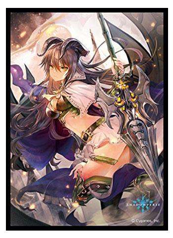 Shadowverse  - Exella Dark General - Character Mat Sleeves No.MT443