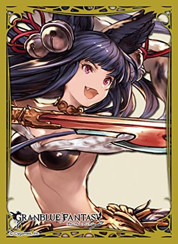 Granblue Fantasy Yuel - Character Mat Sleeves MT462
