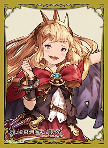 Granblue Fantasy Cagliostro - Character Mat Sleeves MT464