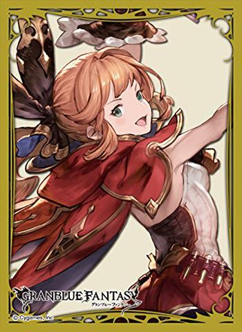 Granblue Fantasy Clarisse - Character Mat Sleeves MT465