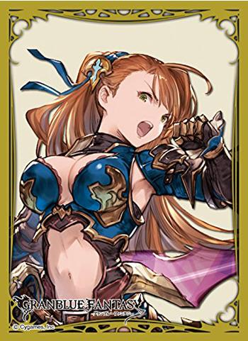 Granblue Fantasy Beatrix Character Mat Sleeves MT467