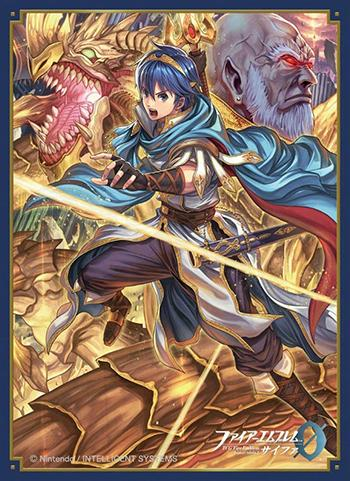 Fire Emblem 0 (Cipher) - Marth - Character Mat Sleeves No.FE68
