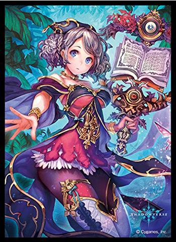 Shadowverse Runie Destiny`s Bard Character Mat Sleeves MT474