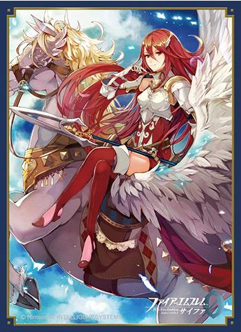 Fire Emblem 0 (Cipher) - Cordelia - Character Mat Sleeves No.FE72