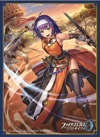 Fire Emblem 0 (Cipher) - Mia - Character Mat Sleeves No.FE74