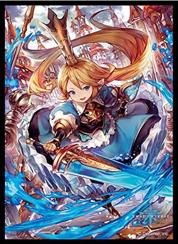 Shadowverse Charlotta, Tiny Justice - Character Mat Sleeves MT506