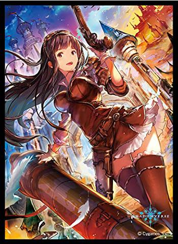 Shadowverse Jessica, Cheerful Cannoneer - Character Mat Sleeves MT507
