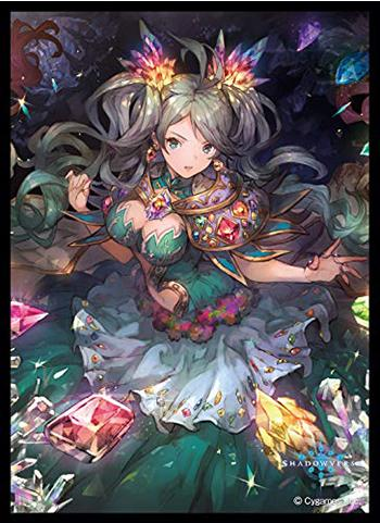 Shadowverse De La Fille Gem Princess Character Mat Sleeves No.MT512