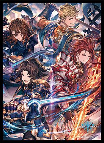 Shadowverse Dragon Knights - Character Mat Sleeves No.MT514