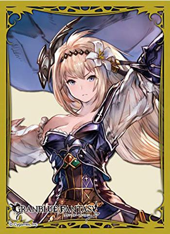 Granblue Fantasy Janne Da Arc - Character Mat Sleeves MT517