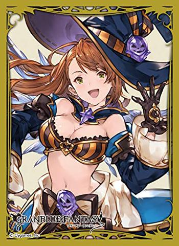 Granblue Fantasy Beatrix Character Mat Sleeves MT525