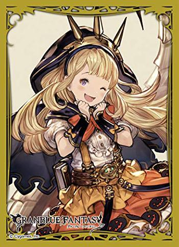 Granblue Fantasy Cagliostro Character Mat Sleeves MT526