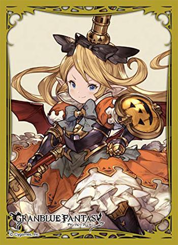 Granblue Fantasy Charlotta Character Mat Sleeves MT527