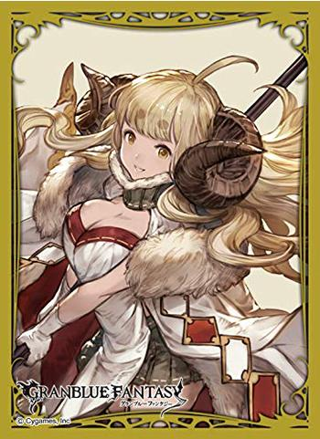 Granblue Fantasy - Anila - Character Mat Sleeves No.MT528