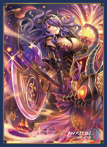 Fire Emblem 0 (Cipher) - Camilla - Character Mat Sleeves No.FE77