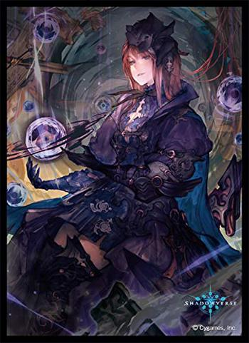 Shadowverse Gilnelise Omen of Craving - Character Mat Sleeves MT558