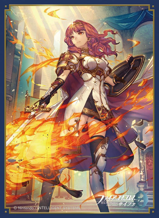 Fire Emblem 0 (Cipher) - Celica - Mat Sleeves No.FE81